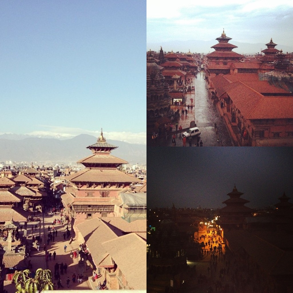 Patan Durbar Square in all its glory